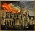 Image for Incendie cathédrale St Pierre et St Paul de Nantes