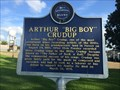 "Image for Arthur ""Big Boy"" Crudup - Mississippi Blues Trail - Forest, MS"