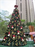 Image for Brascan Open Mall Christmas Display - Sao Paulo, Brazil