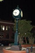 Image for Town Clock, San Luis Obispo, Ca.