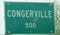 Image for Congerville, Illinois.  USA.