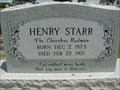 Image for Henry Starr - Dewey, OK