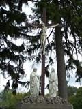 Image for St. Joseph Cemetery Cross - Raisinville, Michigan