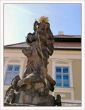 Image for Virgin Mary / Panna Maria - Immaculate Conception, Krenov, Czech Republic