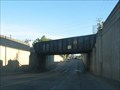 Image for Railway bridge over Lafeyette St - Santa Clara, CA