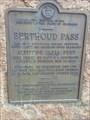 Image for Berthoud Pass - Berthoud Pass, CO
