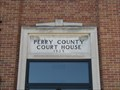 Image for 1939 - Perry County Courthouse - Pinckneyville, Illinois