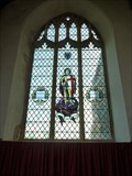 Image for Memorial Window - St Mary the Virgin - Happisburgh, Norfolk