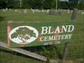 Image for Bland Cemetery - Bentonville, Ar