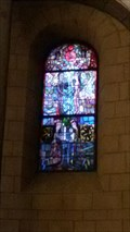 Image for Stained Glass Windows der Abtei Maria Laach - Maria Laach - RLP - Germany