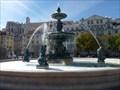 Image for Rossio Fountain - Lisbon, Portugal