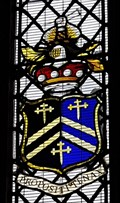 Image for Algernon Henry Strutt, 3rd Baron Belper - St Winifred - Kingston on Soar, Nottinghamshire
