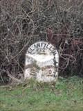 Image for Milestone, B4395, Llangadfan, Welshpool, Powys, Wales, UK