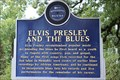 Image for Elvis and the Blues -- Elvis Presley Birthplace, Tupelo MS