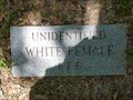 Image for Unidentified White Female EEE - Jacksonville, FL