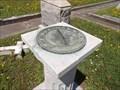Image for Joseph Jones Sundial - Evergreen Cemetery - Galveston, TX