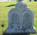 Image for White - Middlefield Center Cemetery - Middlefield, Ohio