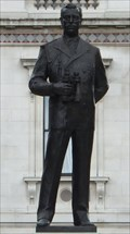 Image for Earl Mountbatten of Burma - Horse Guards Parade, London, UK