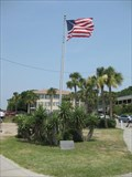 Image for Veterans Flagpole - St Simons Island, GA