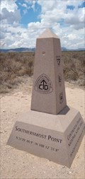 """Image for Continental Divide US Southernmost Pt N 31° 29' 49.9"""" W 108° 12' 31.8"""