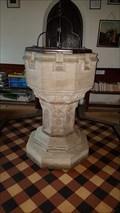 Image for Baptism Font - St Denys - Cold Ashby, Northamptonshire