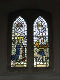 Image for St Peter's Church Windows - Church Knowle, Dorset, UK