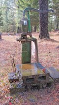 Image for Loon Lake Cemetery Pump - Loon Lake, WA