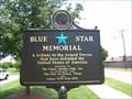 Image for Blue Star Memorial - Frisco Commons Memorial Park - Frisco Texas