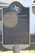 Image for First Christian Church of Kaufman