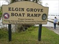 Image for Elgin Grove Boat Ramp - East Palatka, Florida