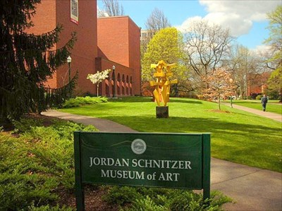 University Of Oregon Museum Of Art Eugene Oregon US National - Jordan schnitzer museum