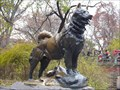 Image for Statue of Balto the Wonder Dog - NY, NY