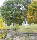 Image for Inlet Valley Cemetery arch - Ithaca, NY