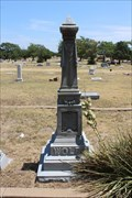 Image for Ada L. Wolfe - Citizens Cemetery - Clarendon, TX
