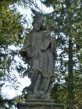 Image for St. John of Nepomuk // sv. Jan Nepomucký - Vrchotovy Janovice, Czech Republic
