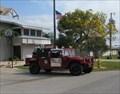 Image for Matlacha/Pine Island Fire Dept. Hummer Brush Truck