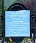 Image for Community Garden, Phelps Park, Binghamton, NY