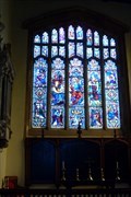 Image for The Chancel Windows, St.Peter and St.Paul's Church, Watford, Northants.