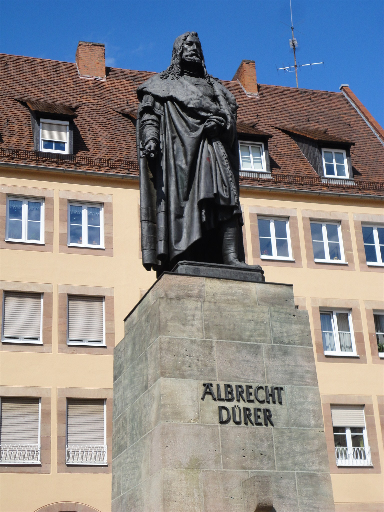 Bda Nürnberg albrecht dürer denkmal nürnberg