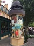 Image for France Pavilion at Epcot - Orlando - Florida - USA