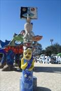 Image for Clown Totem - Escondido, CA