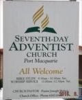 Image for Port Macquarie SDA Church, NSW, Australia