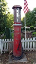 Image for Vintage Gas Pump - Gold Hill Historical Society Museum