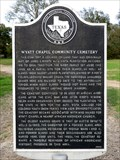 Image for Wyatt Chapel Community Cemetery