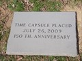 Image for Christ Evangelical Lutheran Church Time Capsule, Baltimore County, Maryland