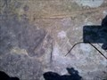 Image for Cut Bench Mark on St Peter &  St Pauls Church Hellingly, Sussex