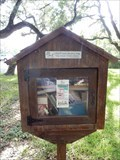Image for St. Luke's Episcopal Church Little Free Library - San Antonio, TX 78209