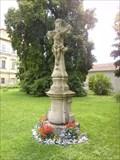 Image for Kríž v kláštere - Rajhrad, Czech Republic