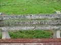 Image for Peary's 100th Celebration bench - Cresson, PA