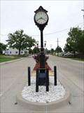 Image for Oklahoma Centennial Clock - Tishomingo, OK